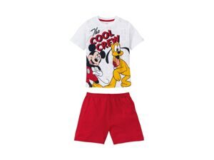 NEW! Пижама MICKEY MOUSE (lidl 6€)