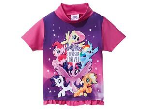 SALE 15%! Футболка УФ-защита MY LITTLE PONY (lidl 5€)